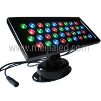 36w dmx wall decorating dmx512 rgb par 36 pin spot lighting
