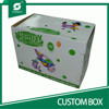 E FLUTE LITHO PRINTED CORRUGATED CUSTOM BOX TOYS PACKAGING BOXES FOR CHILDREN