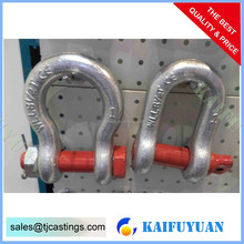 G-213 S-213 Round Pin Anchor Shackles Rigging hardware