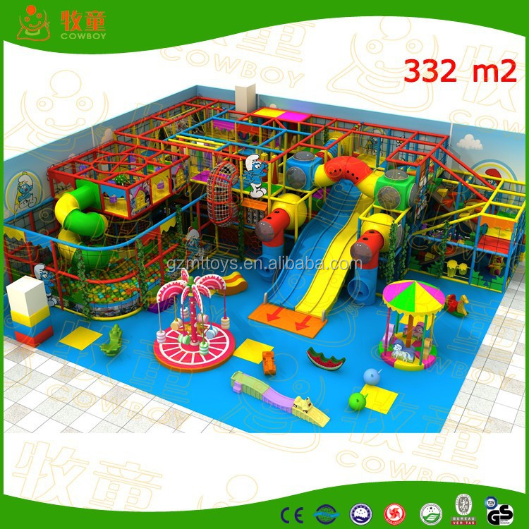 Newest indoor playground equipment prices buy newest for Indoor play structure prices
