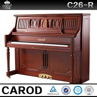Professional player piano