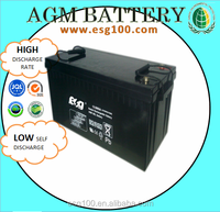 CE /ISO/ SGS of lead acid battery deep cycle battery 200ah , Storage 12v lead acid battery