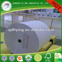 Offset printing paper roll