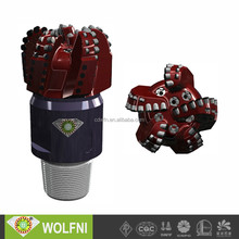 """API qualified and factory sale WOLFNI 9"""" S323 pdc drill bit bit coin"""