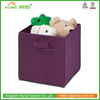 folding cube fabric durable storage box foldable storage cube