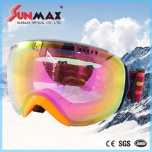 Mejor baratos gafas de esquí para adultos, colorido ski goggle, deportivo gafas de nieve con gran precio