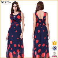 Women chiffon dress maxi dress chiffon chiffon evening dress