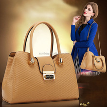 Printing Fashion PU Handbags Wholesale and Ladies Tote Bag