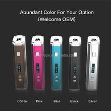 SMY new generation vaporizer e-cig battery, e-cig mods china, e-cig mod wholesale/