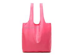 T Shirt Shape Waterproof Shopping Bag Polyester Foldable Shopping Bag Foldable Nylon Shopping Bag