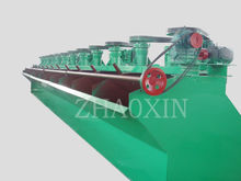 ISO pass copper ore, gold ore, iron ore SF flotation machine