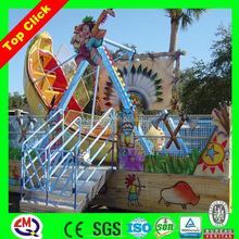 China manufacturer Christmas decorate deluxe amusement 12 kids small pirate ship