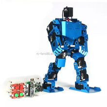 Wholesale!!! Robotic Servo Support 17DOF Arduino Self Assemble Robot
