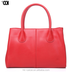 Fashion leather tote Bag, Famous brand Genunie leather Bags