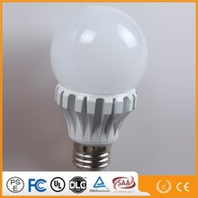 Manufacturer Price Round Cover 8w WW NW CW SMD 2835 LED Globe Bulb smd 2835 a19 with ul