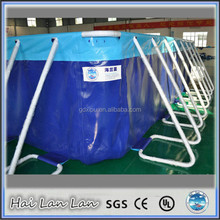 2015 guangzhou contemporary swimming pools 7.46m*1.66m*0.7m