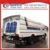 4*2 road street sweeper trucks with Cleaning Brushes