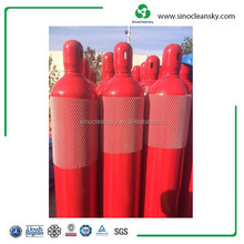 Seamless Steel CO2 Gas Cylinder Firefighting Gas Cylinder