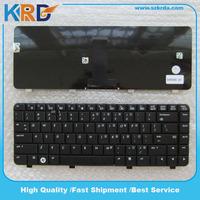 For HP Compaq Presario CQ40 CQ45 series laptop keyboard black 486904-001