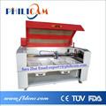 cnc de corte a laser para a venda de jinan philicam laser cortador de madeira do laser máquina de corte de acrílico