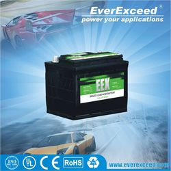 EverExceed high-tech EEX series 12v 7ah sealed lead acid battery
