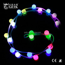 Factory hot selling 12V magic digital dream color music control led strip light