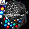 hot selling in/outdoor 54*1W 4CH Par Can & led par light,cree light,lamp,led stage,led par 64