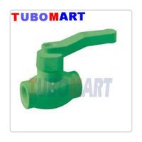 plastic pipe fittings brass ball valve
