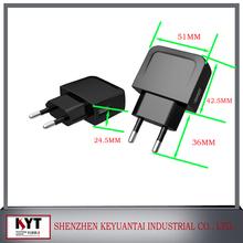 High quality 5V7.8A 40w single usb power adapter with UL CUL SAA ,CE,FCC,ROHS,ERP