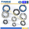 High speed 608 skate bearing with nylon coating