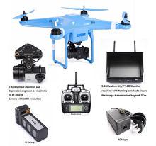 rc helicopter quad camera drones cheerson cx20 quadcopter