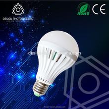 China Products Energy Star Saving E27 7W LED LIghting Bulb CE RoHS High Quality