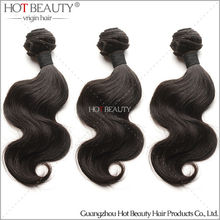 2014 new products to sell in Nigeria market , Body wave human malaysian human hair extension