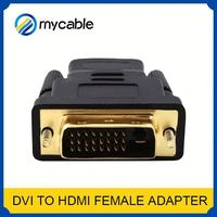 Wholesale price hdmi to rj45 adapter dvi male to hdmi female worldwide