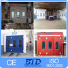 used car paint booth/baking oven/used car spray booth/CE EN13355 ISO/cheap spray paint bake booth