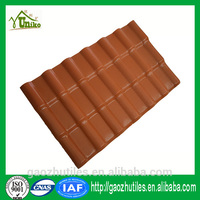 good good sound insulation pvc synthetic resin roof sheet for warehouse