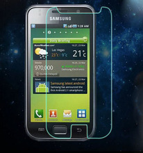 factory price tempered glass screen protector film for samsung s i9000