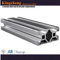 Best quality of china small weight of aluminum section profile wholesale with fast delivery time