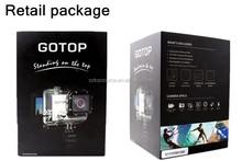sport camera GOTOP Sport action video camera 1080P Full HD digital Camera 16MP Mini DV helmet