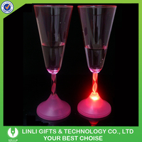Goblet LED Flashing Glass Shenzhen Supplier