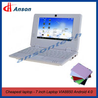 7 Inch Best-selling Laptop China Free Shipping