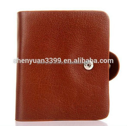 Promotion New Design Casual Wallets High quality pu wallet men