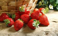 IQF frozen honey strawberry grade A & grade B