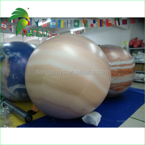 New Customized Planets Inflatable Balloon Helium Ballon For Germany 1