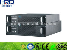 Rack mount high frequency online UPS from manufacturer