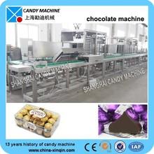 Chocolate machine chocolate production line