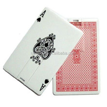 poker playing Card Style Usb 2.0 Flash Drive Memory stick 8gb 16gb 32gb 64gb gift