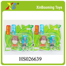 2015 New Design Promotion Kids Toys Plastic Wind Up Animal