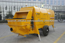LIUGONG HOLD HBT80-18-195S Bomba remolque de concreto hormigon 80m³/h