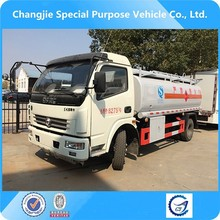 Factory sale carbon steel CCC ISO9001 BV SGS approved dongfeng 8000L fuel transportation tank truck,oil truck,oil carrier truck